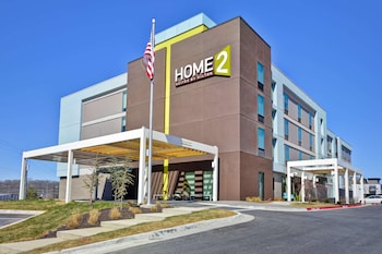 堪薩斯城 KU 醫學中心希爾頓惠庭飯店 Home2 Suites by Hilton Kansas City KU Medical Center