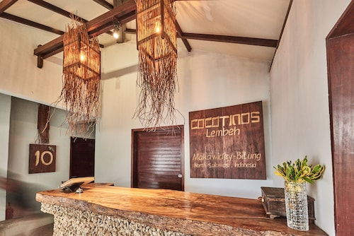 Cocotinos Lembeh A Boutique Dive Lodge