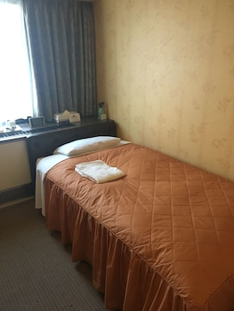 喫煙シングルルーム トレインビュー (3,5F)|10㎡|ホテル サン シティ池袋
