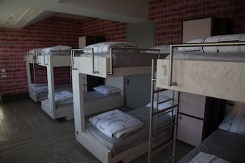 1 Bed in 8 Beds Mixed Dormitory