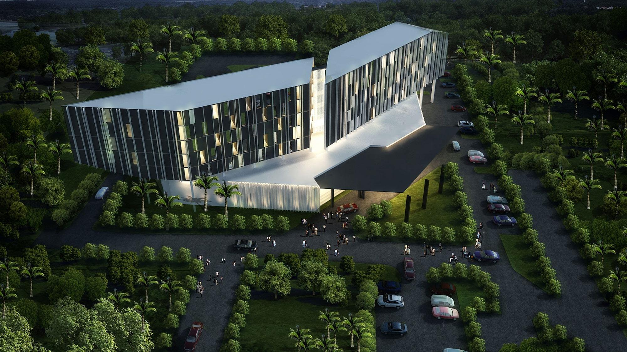 BBC Hotel Lampung Bandar Jaya, Lampung Tengah
