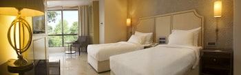 Deluxe Tranquil Sleep Room