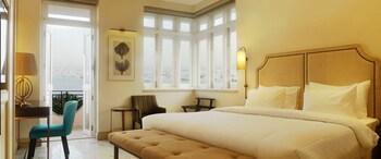 Superior Deluxe Balcony Sea Facing Room