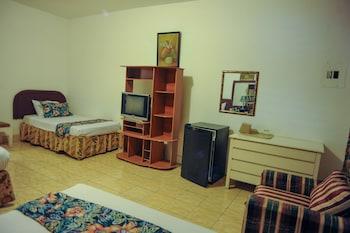 Standard Triple Room, 3 Twin Beds, Patio