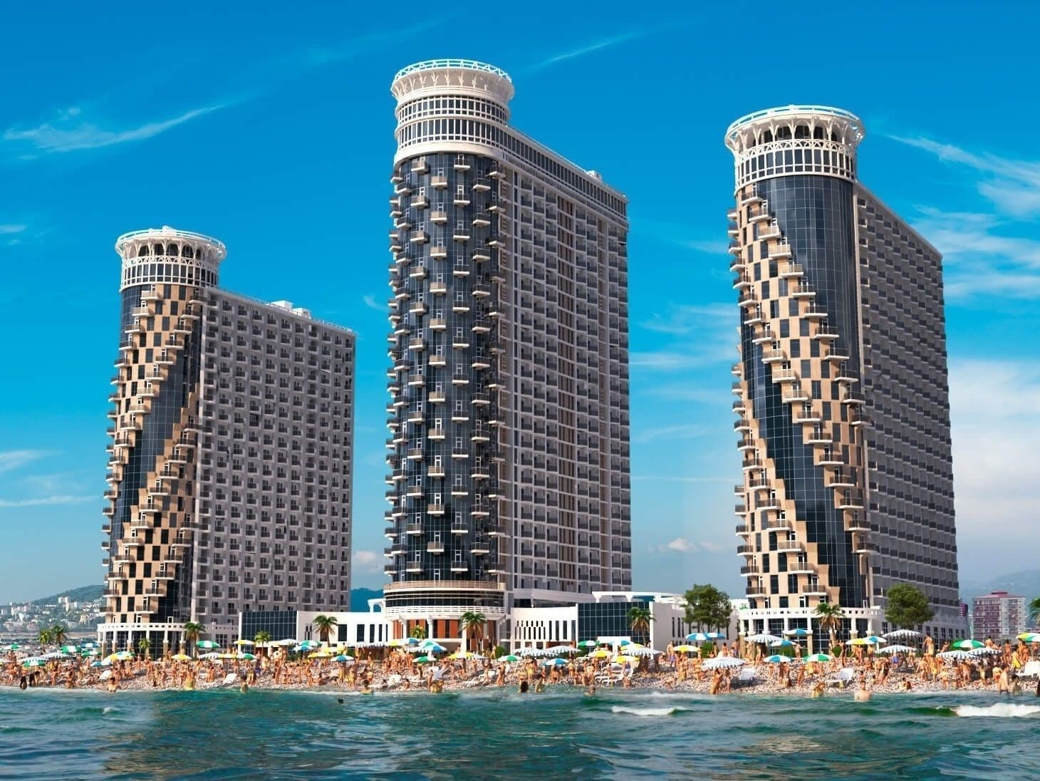 Orbi Luxury Apartments, Batumi