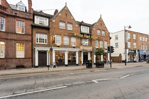 . White Hart, Newmarket by Marston's Inns