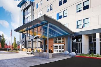 西雅圖達科馬機場雅樂軒飯店 Aloft Seattle Sea-Tac Airport