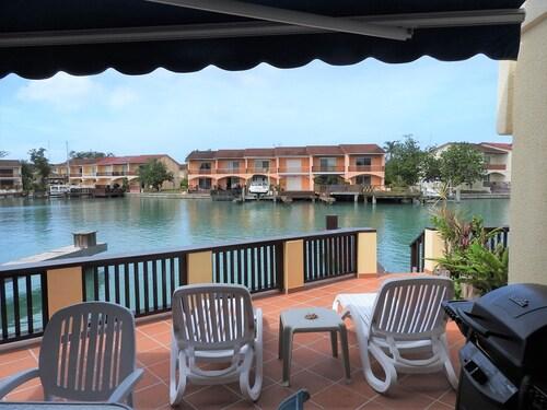 Villa 225E at Jolly Harbour