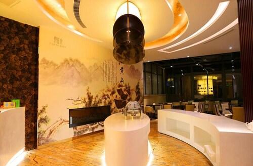 Huangshan Yunyaquan Hotel, Huangshan