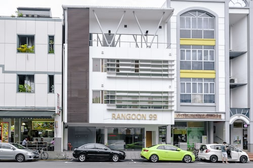 Rangoon Hostel, Rochor