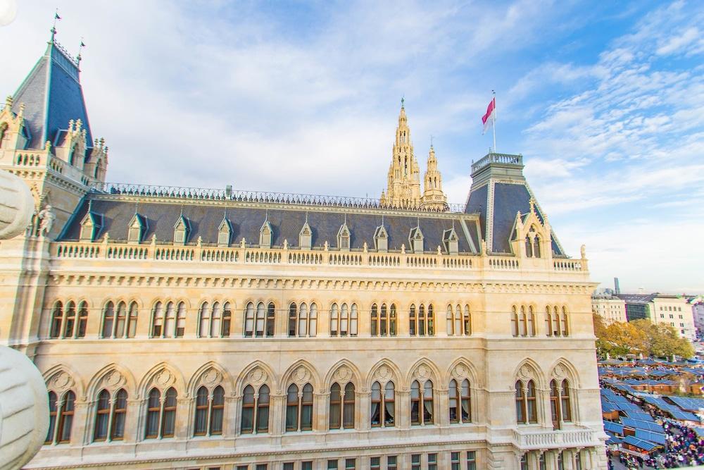 Vienna Hotspot - Rathaus