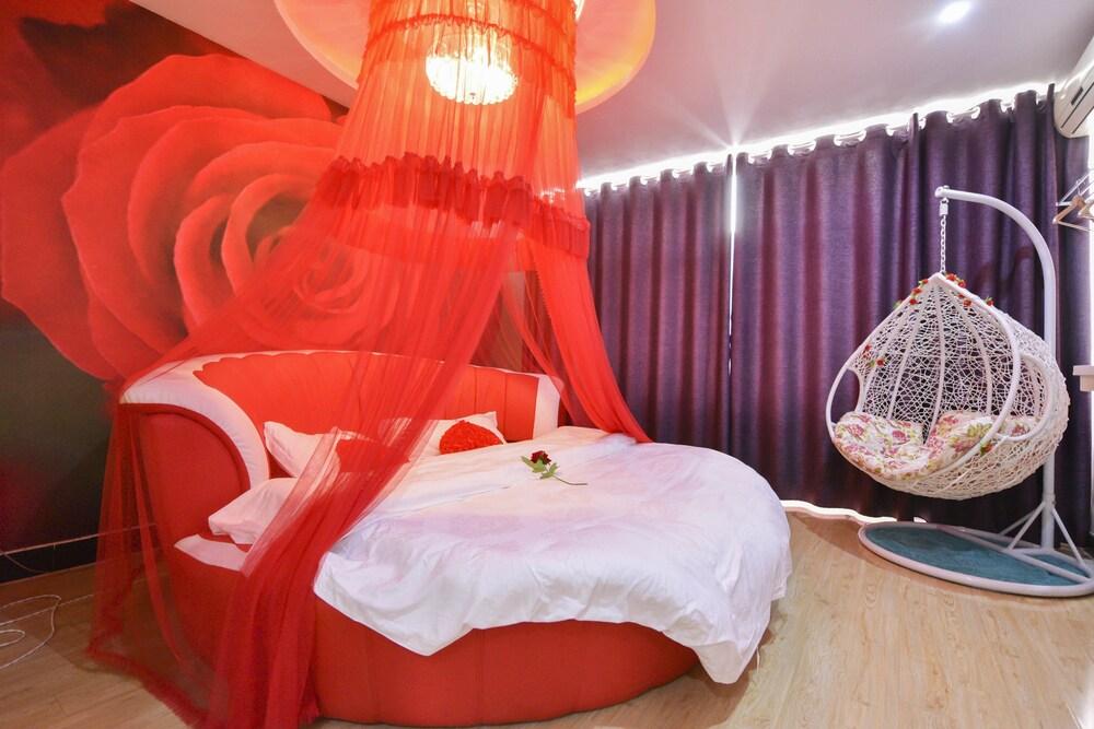 Huangshan best youth theme hotel, Huangshan