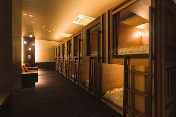 女性専用カプセルルーム|四日市温泉おふろcafé湯守座