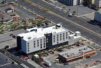 Aerial View at Country Inn & Suites by Radisson, Ocean City, MD in Ocean City