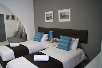 Family Quadruple Room, Multiple Beds, Accessible