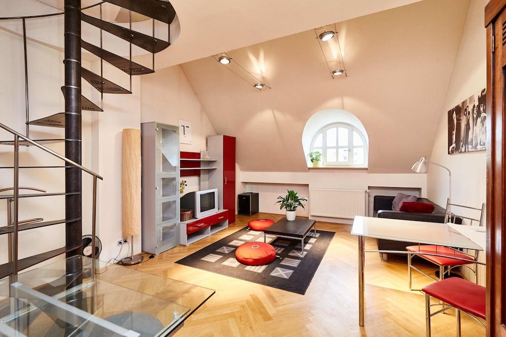 Hotel Prague Letna Apartments
