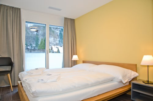 Apartment Rugenpark 4 by GriwaRent, Interlaken