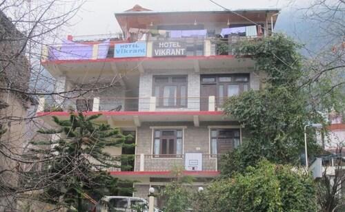 Hotel Vikrant, Kullu