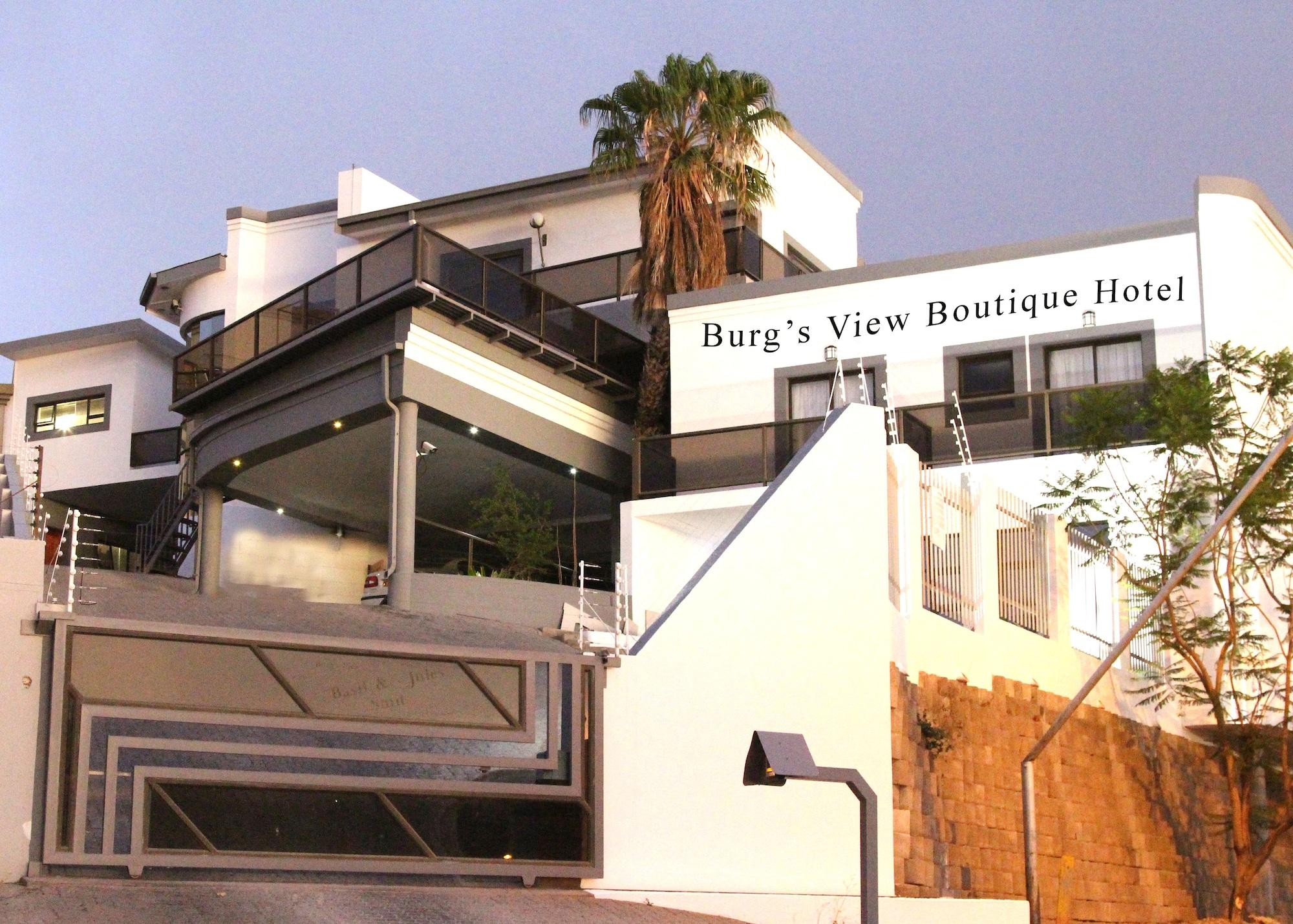Burgs View Boutique Hotel, Windhoek East