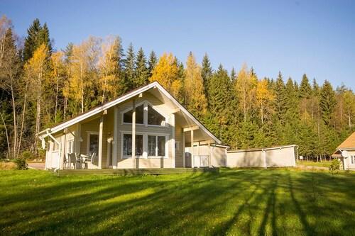 Cottages Russkaya Krasavitsa, Vyborgskiy rayon