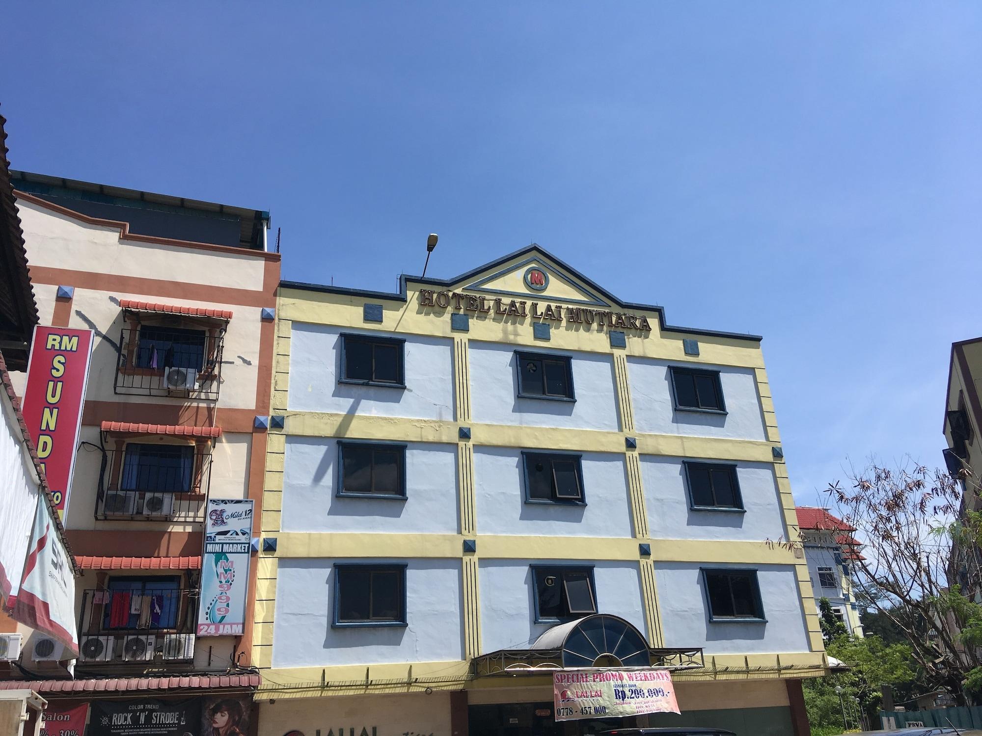 Lai Lai Mutiara Hotel, Batam