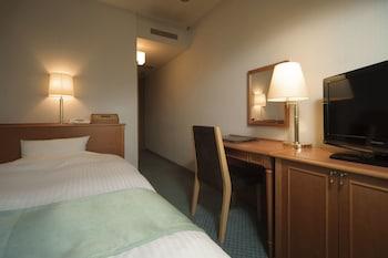 シングルルーム 禁煙|15㎡|青森国際ホテル