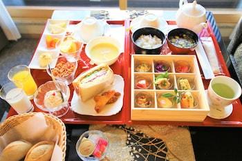 HOTEL ALZA KYOTO Breakfast Meal