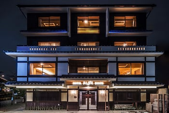 HOTEL ALZA KYOTO Front of Property - Evening/Night