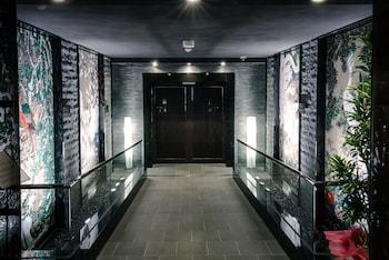 HOTEL ALZA KYOTO Building design