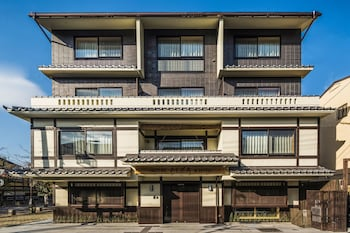 HOTEL ALZA KYOTO Front of Property