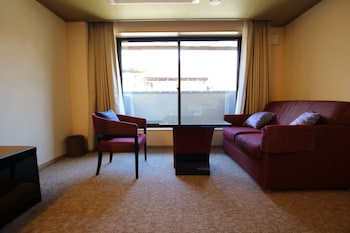 HOTEL ALZA KYOTO Living Area