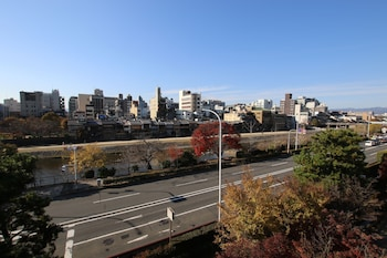 HOTEL ALZA KYOTO View from Property