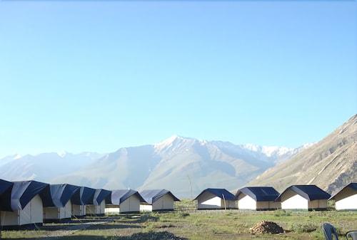 Nun Kun Camp Rangdum, Kargil