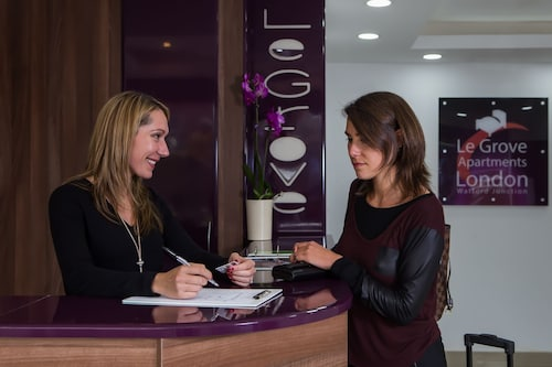 Le Grove Serviced Apartments, Hertfordshire