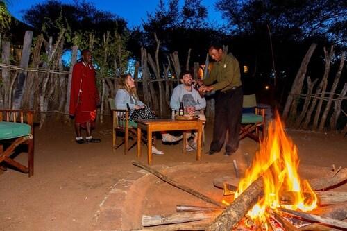 Ngorongoro Forest Tented Lodge, Karatu