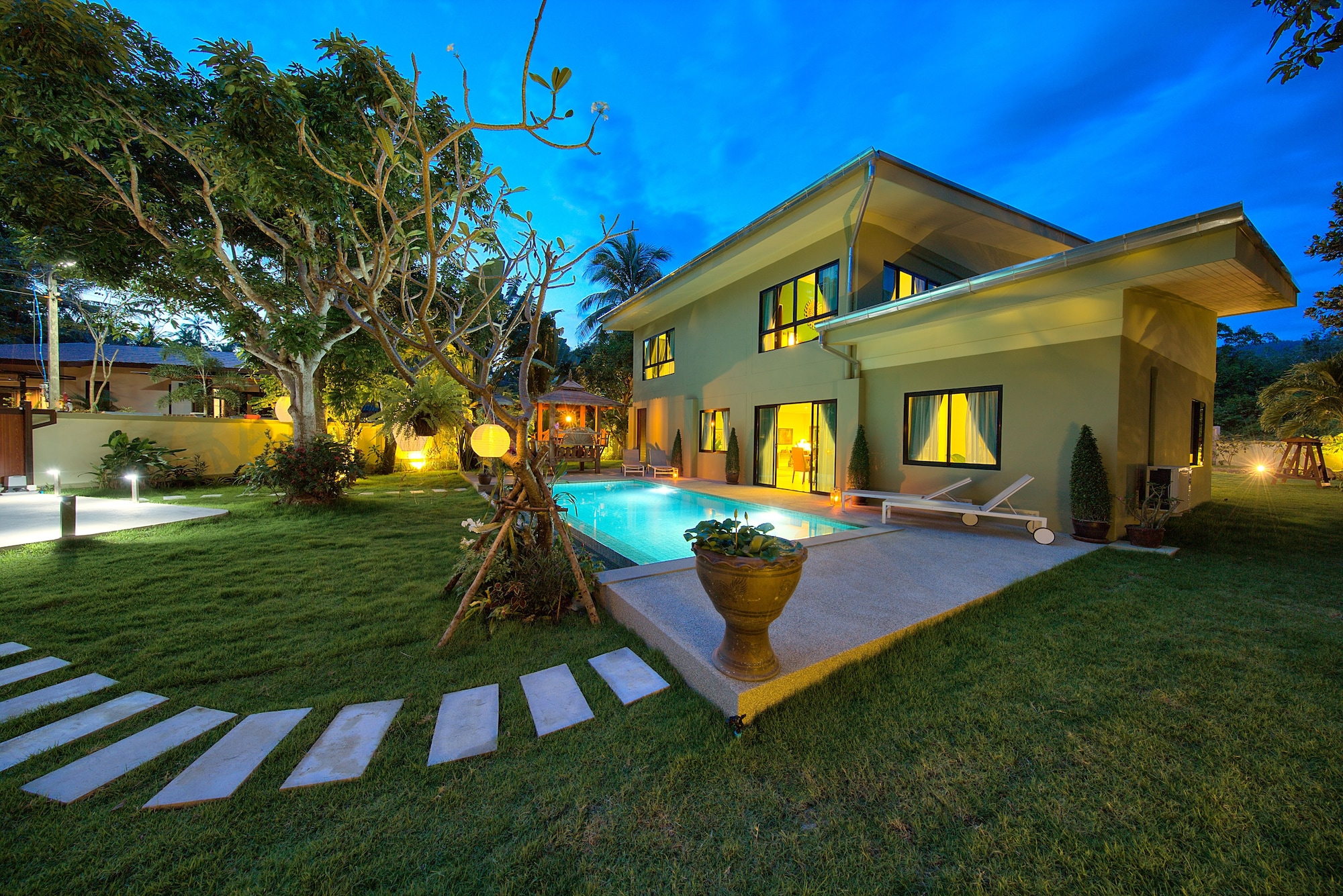 Villa Baan Suaan Serenity, Ko Samui