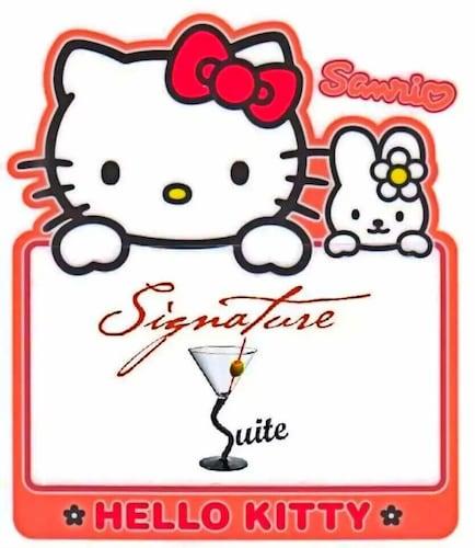. Hello Kitty Signature Suite