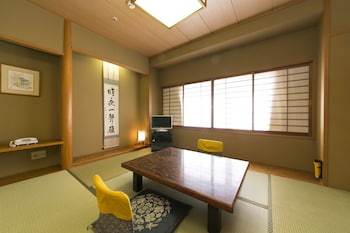 Japanese Style Room for 2 Guests