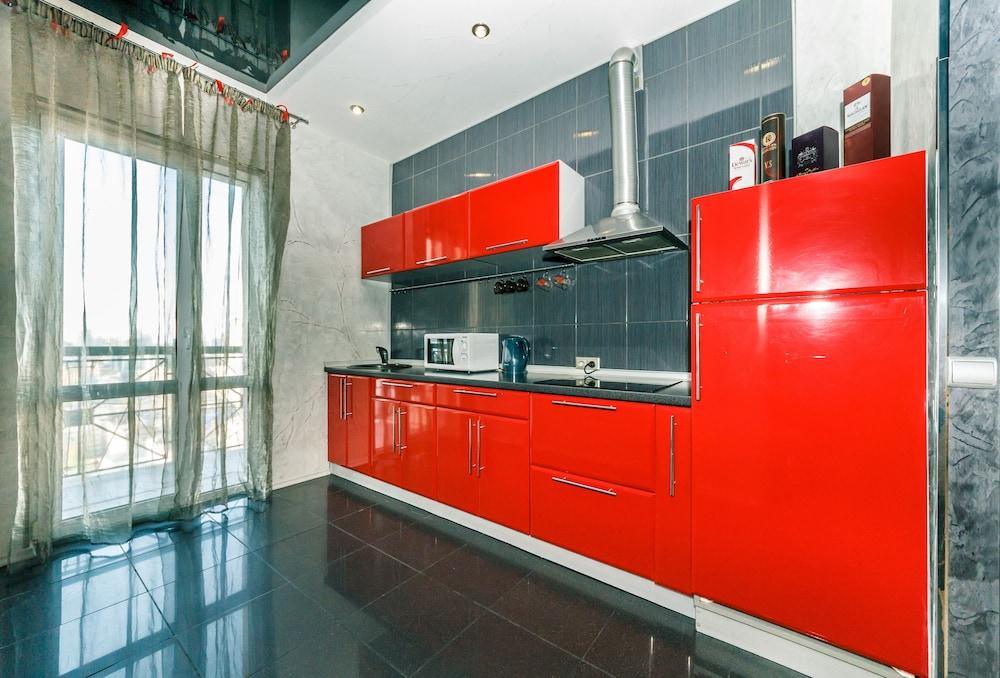 Апартаменты в Киеве «На Саксаганского 121»