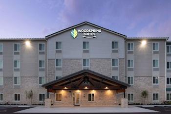 迪爾菲爾德海灘伍德斯普林套房飯店 WoodSpring Suites Deerfield Beach
