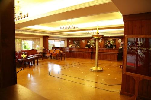 Hotel Sopanam Heritage, Thrissur
