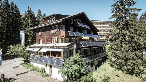 Hotel Arlenwald, Plessur