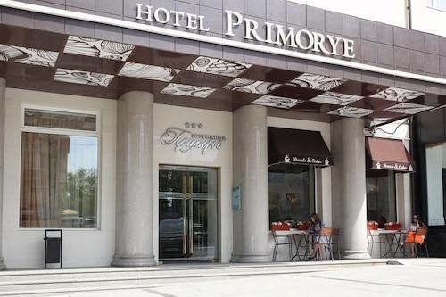 Hotel Primorye, Vladivostok gorsovet