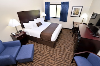 Standard Room, 1 King Bed, Accessible, Bathtub