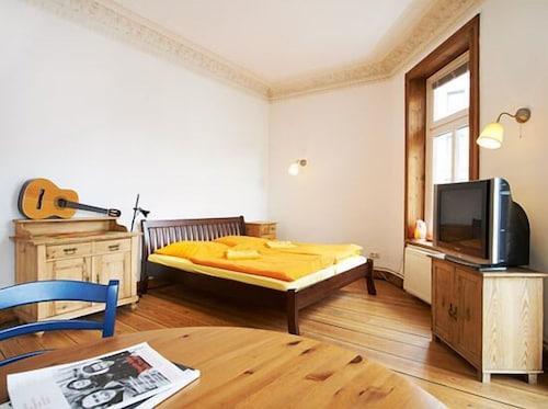 . Gaestezimmer auf St. Pauli