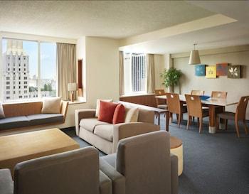 Junior Suite (Deluxe, Central Park View)