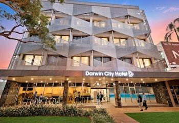 達爾文市飯店 Darwin City Hotel