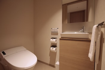 HOTEL INTERGATE KYOTO SHIJO SHINMACHI Bathroom