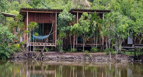 Tree House Cottages, K. Ko Chang