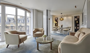 Haute Couture Suite with Terrace